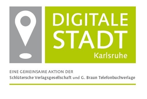 Digitale Stadt Karlsruhe ist ein Projekt der Schlüterschen