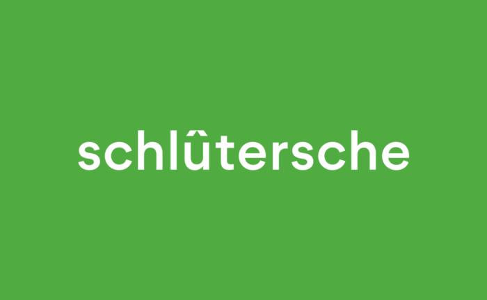 Das neue Logo der Schlüterschen