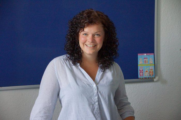 Antonia Eller unterstützte die Schlütersche tatkräftig als Praktikantin.
