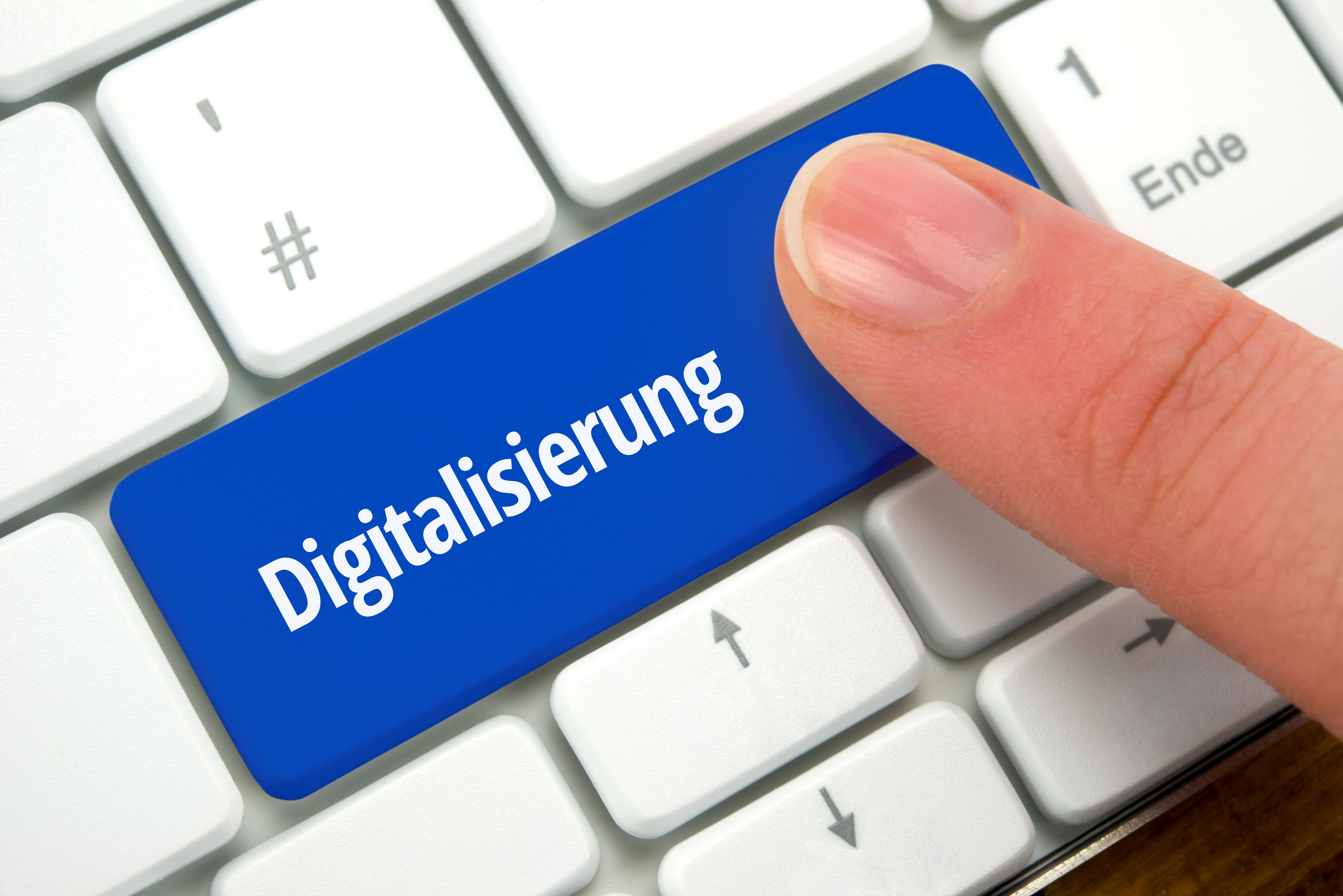 Digitalisierung in 6 Schritten