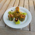 Das Betriebsrestaurant der Schlüterschen verwöhnt die Mitarbeiter mit Gourmetgerichten.