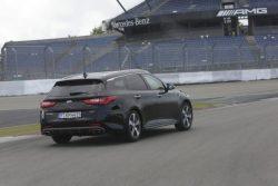 Testfahrt mit neuen Auto-Modellen beim bfp Fuhrpark FORUM