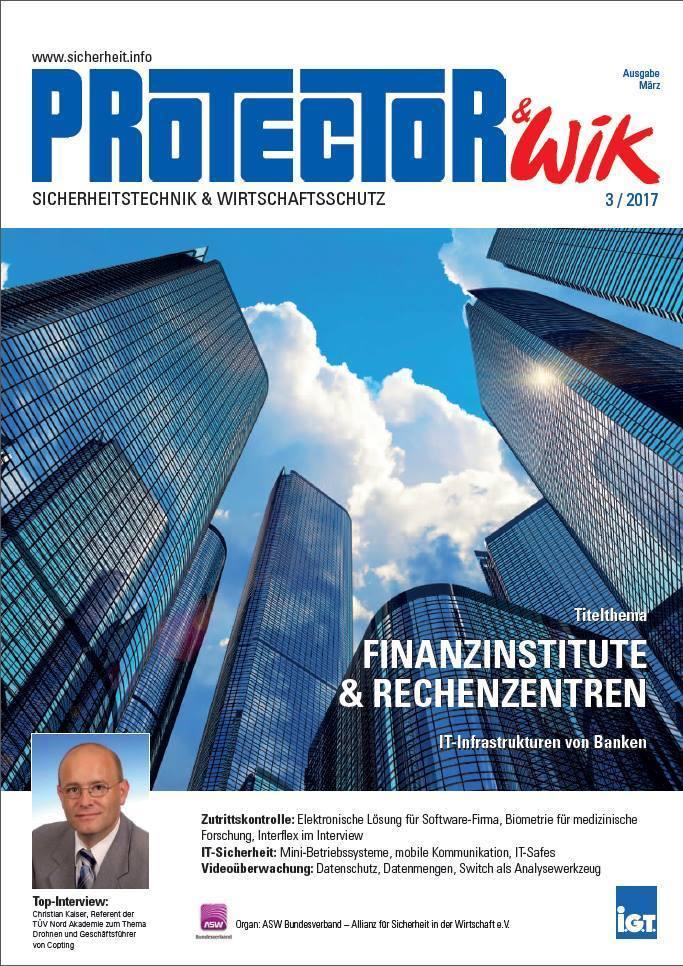 Zeitschrift Protector und Wik von der Schlüterschen