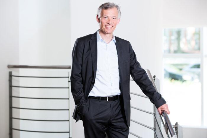 Stefan Schnieder ist Geschäftsführer bei der Schlüterschen.