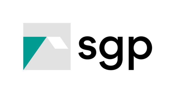 Das Logo von sgp