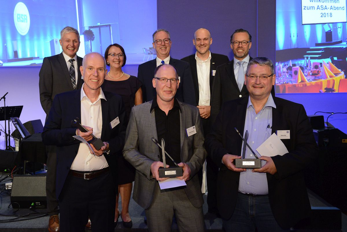 Die Preisträger 2018 des Journalistenpreises Wort&Werkstatt