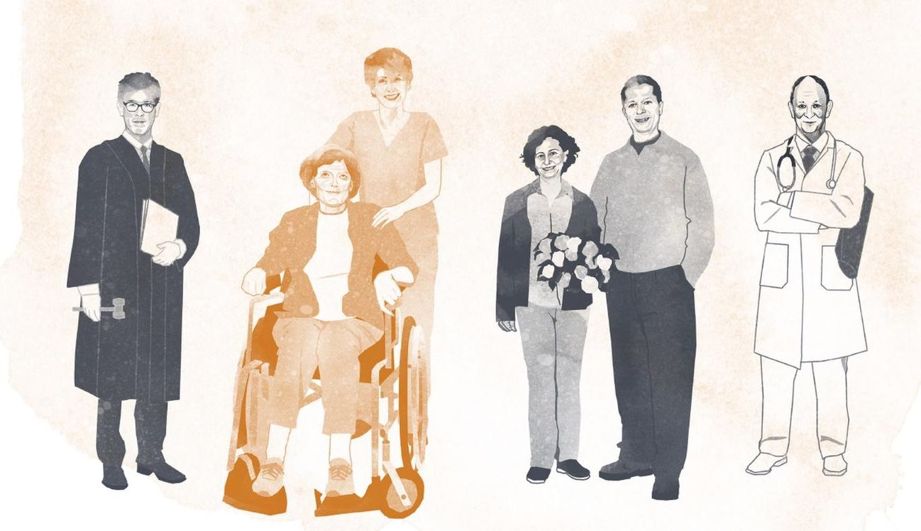 Das ethische Dilemma – Alltag in der Pflege