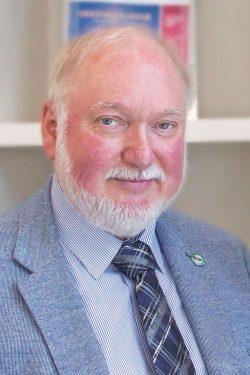 Dr. Uwe Tiedemann, Präsident der Tierärztekammer Niedersachsen sowie der Bundestierärztekammer