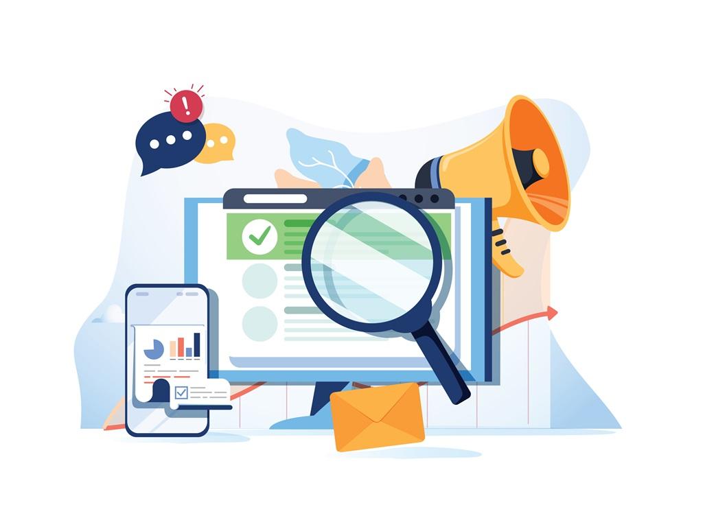 Suchmaschinenwerbung Beispielanzeige