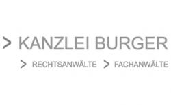 kanzlei-burger logo