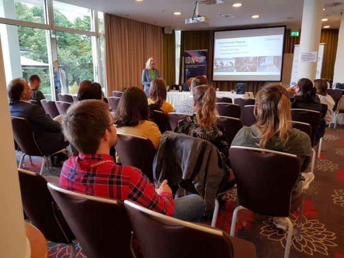 Vortrag von Kerstin Werner beim Ideenboulevard 2019