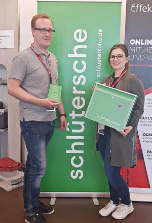 Die Schlütersche unterstützte das Barcamp Hannover als Sponsor