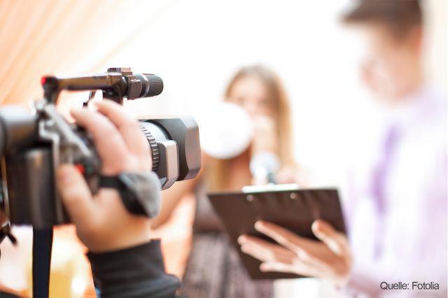 videoproduktion für Multimedia