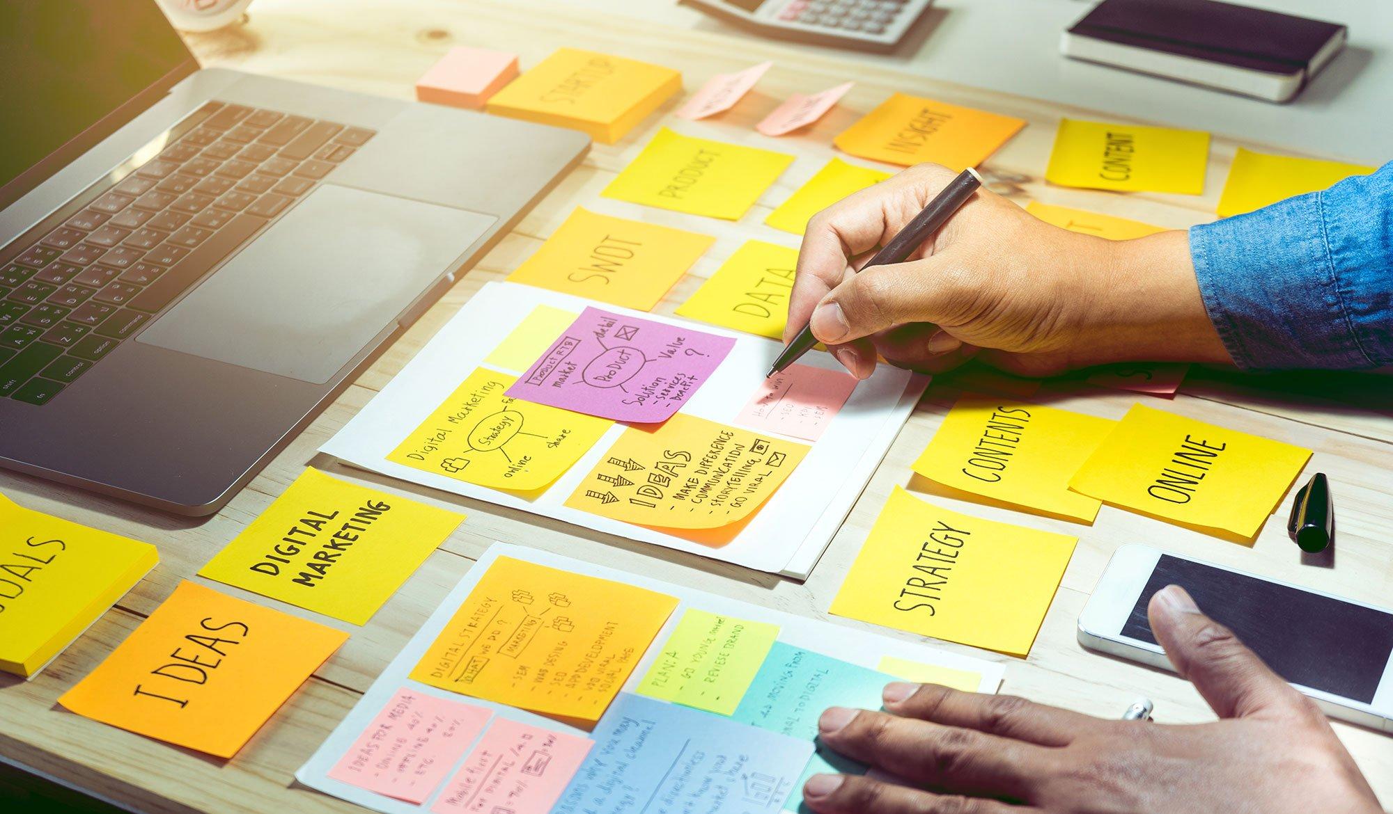 Content-Marketing Analyse